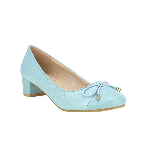 Moda Blue Cendriyon LOEVA Ballerine Femme Ciel Chaussures Aq44awIx