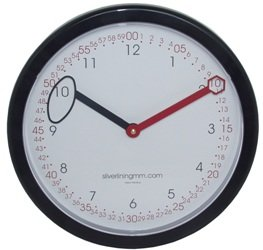 - Silver Lining Multimedia Teaching Hands Clock