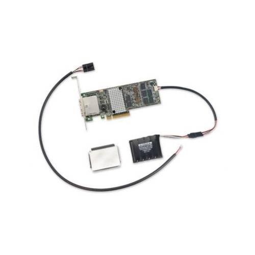LSI Logic LSI00333 MegaRAID SAS 9286CV-8e 8Port 6Gb s PCIE3.0 1GB Controller Card