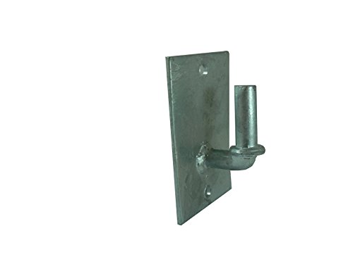 WALL-PLATE-HINGE-Chain-Link-Fence-Gate-Hinge-wall-mount-hinge