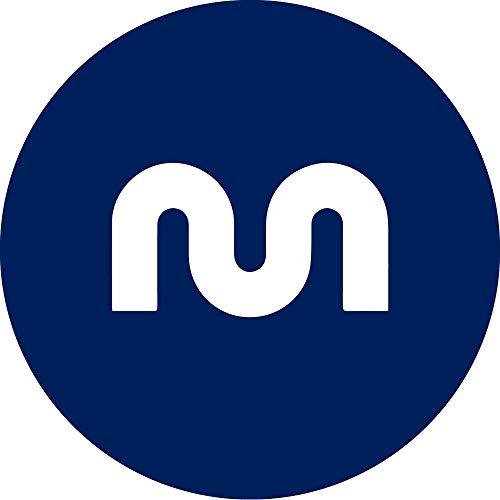 (NBFU DECALS Metro DO Porto (Navy Blue) (Set of 2) Premium Waterproof Vinyl Decal Stickers for Laptop Phone Accessory Helmet CAR Window Bumper Mug Tuber Cup Door Wall Decoration)