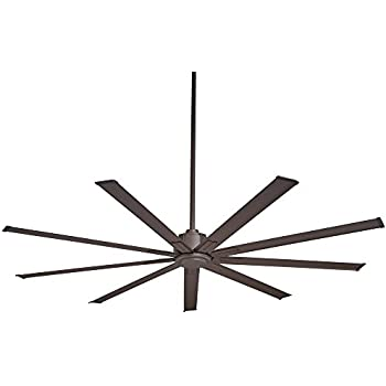 72 Quot Turbina Xl Oil Rubbed Bronze Ceiling Fan Amazon Com