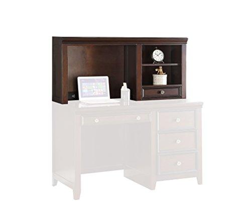 ACME Furniture 30583 Lacey Computer Hutch, Espresso by Acme Furniture
