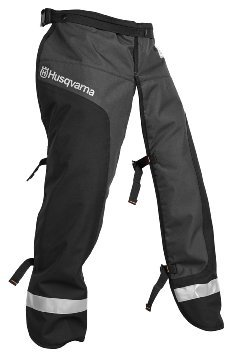 Husqvarna 587160702 Chain Saw Chaps Protective Functional Leg Wear (Protective Chainsaw)