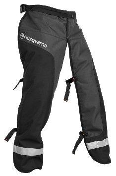 Husqvarna 587160702 Chain Saw Chaps Protective Functional Leg Wear (Chainsaw Protective)