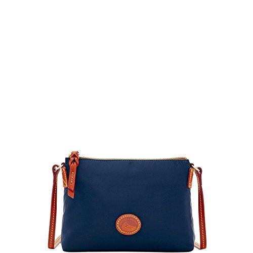 Bourke Shoulder Bag - Dooney & Bourke Nylon Crossbody Pouchette Shoulder Bag