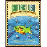 Contact U. S. A. : An ESL Reading and Vocabulary Textbook, Abraham, Paul and Mackey, Joan, 0131695991