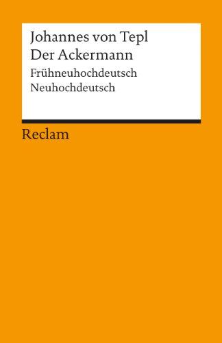 Der Ackermann Studienausgabe