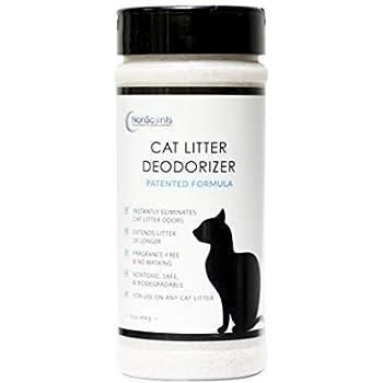 Amazon Com Stink Free Litter Box Spray Powder Deodorizer