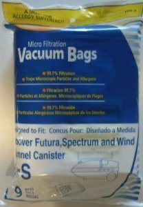 envirocare vacuum bags style s - 2