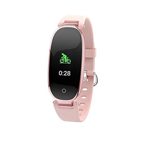 Yezijin S3 Plus Women Smart Watch Waterproof Heart Rate Monitor Health Sports Wristband for Father Men Student Youth Teens Boyfriend Lover's Birthday ()