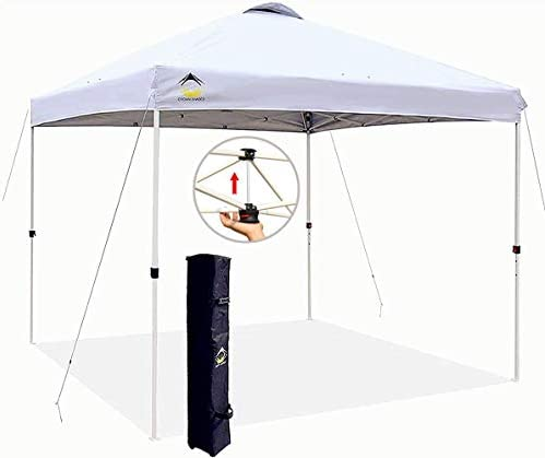 Crowns Shades 10×10 Pop up Canopy Outside Canopy