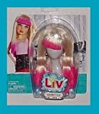 LIV: Doll Wig Accessory – Blonde and Pink Tip Hairstyle, Baby & Kids Zone
