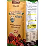 Nutiva - Organic Hemp Protein Plus Fiber - 30 oz. ( 4-Pack)