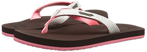 Pictures of Reef Little Cusion Sassy Kids Sandal (Toddler/ 4