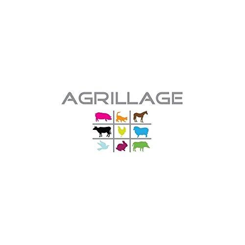 AGRILLAGE Grillage Triple Torsion 100 cm Longueur 25m