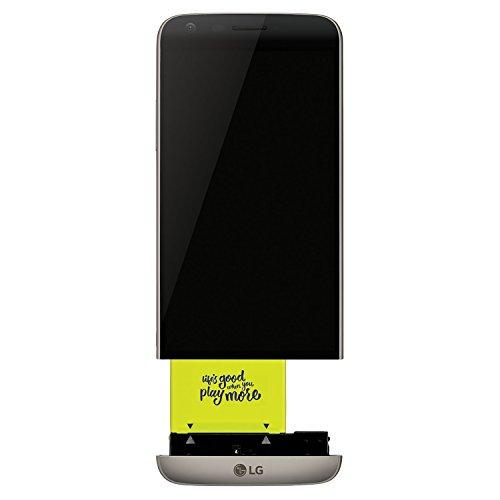 LG G5 (32GB) 5.3″ QHD Display, Dual Camera, 4G LTE AT&T Unlocked Phone, 32 GB Gold H820 (US Warranty)