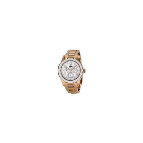 Lacoste Advantage Multifunction Gold-tone Steel Ladies Watch 2000719