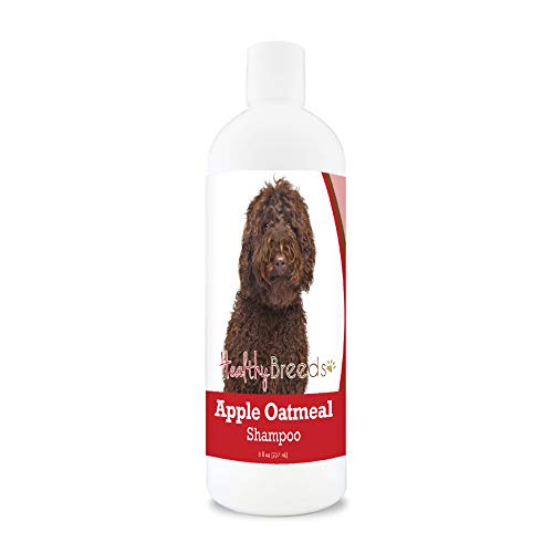 Healthy Breeds Apple Oatmeal Shampoo Spray that moisturizes and the anti inflammatory properties hydrate cool and soothe…