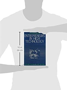 Entrepreneurs in High Technology: Lessons from MIT and Beyond by Oxford University Press