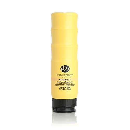 Resurrect Ultra Conditioning Reconstructor Conditioner Unisex by Paul Brown Hawaii, 9 -