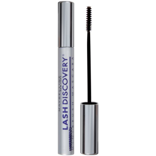 Maybelline Lash Discovery Washable Mascara, Very Black, 0.16 fl oz