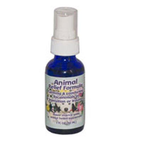 Flower Essence Services Animal Rescue Formula Spray, 1 Ounce