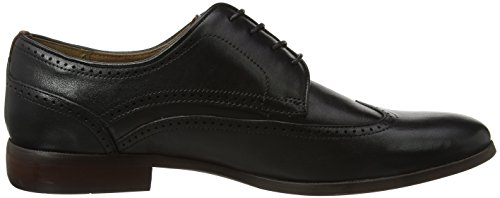 Black Nero Scarpe Uomo Stringate Aldo Leather Bonville 4xpTnz0HX