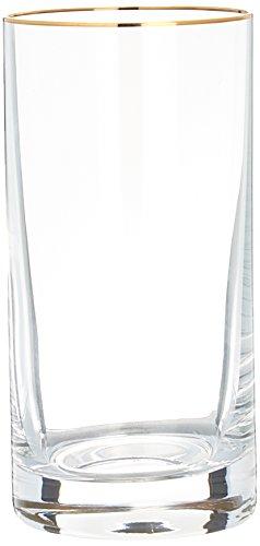 Lenox Timeless Gold Highball Glasses, (Lenox Highball Glass)