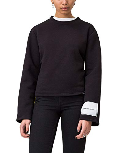 Leak Cheap Women's Black Monday Sweatshirt 1nqPOpH7