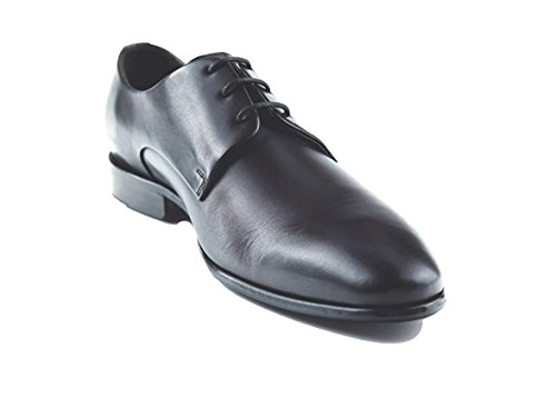 Prime Shoes Flexible Orlando Schnürschuh Dunkelblau Dark Blue Aus Feinstem Kalbsleder Sacchetto