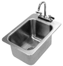 Advance Tabco Drop-in One Compartment Sink Model DI-1-10