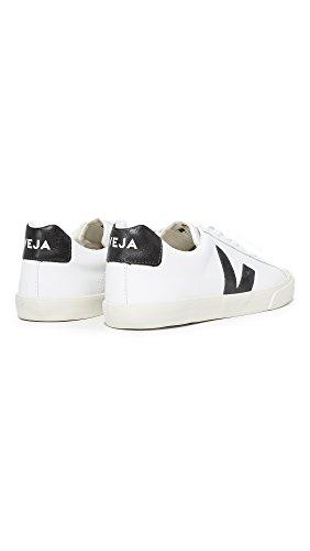 Baskets BLACK Taille Veja 43 WHITE EXTRA Couleur Esplar 8WXqd