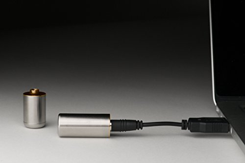 Crave Bullet Rechargeable Waterproof Vibrator, Lux by Crave (Image #3)