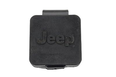 Genuine Jeep Accessories 82208453AB Hitch Receiver Plug