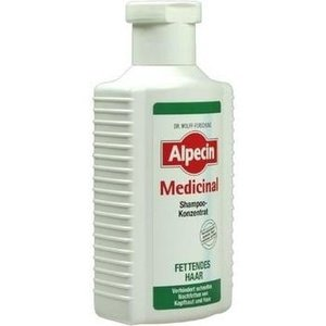 Alpecin Medicinal Shampoo-Konzentrat fettendes Haar. 200 ml [Badartikel]