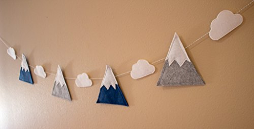 Top 10 Mountain Theme Nursery Decor