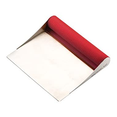 Rachael Ray Tools Bench Scrape Shovel, Red