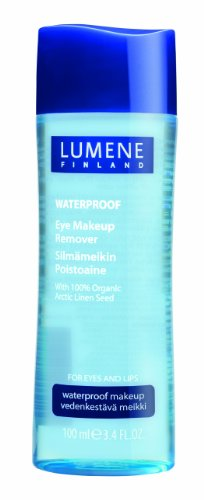 Lumene Waterproof Eye Makeup Removal, 3.4 Fluid Ounce
