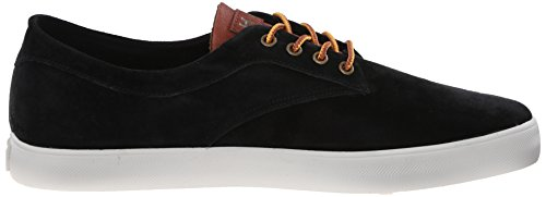 HUF Skateboard Shoes SUTTER BLACK/TAN