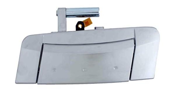 Silver Dorman 96594 Front Passenger Side Exterior Door Handle for Select BMW Models