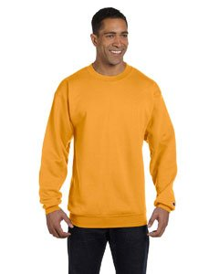 Champion Gold Crew Sweatshirt (Champion - Crewneck Sweatshirt - S600)