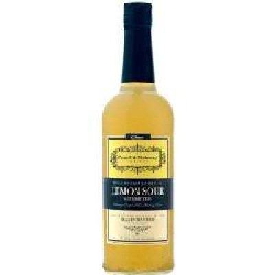 Powell & Mahoney Limited Lemon Sour Cocktail Mix 18x 25.36OZ by POWELL & MAHONEY