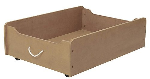 (Train Table Trundle Drawer - Natural)