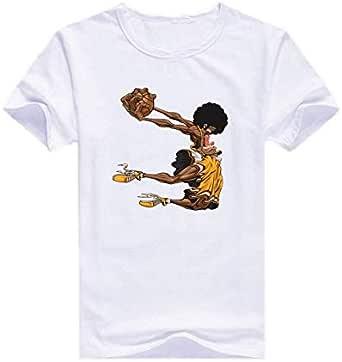 تي شيرت كرة السلة قبة دائرية -رجال