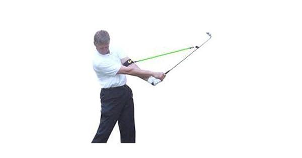 Amazon.com: Perfect Release Club de Golf entrenamiento swing ...