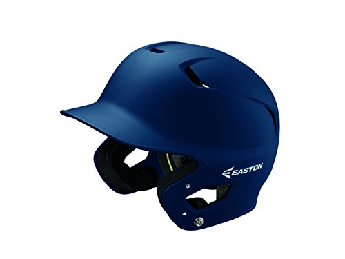Easton Junior Z5 Grip Batters Helmet, (Natural Grip Batting Helmet)