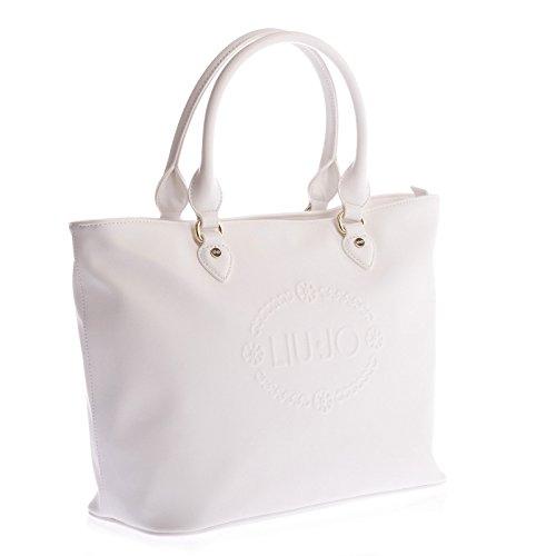 JO SHOPPING N16226E0140 CORALLO LIU Bianco BAG zgp4zq