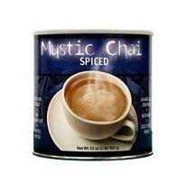Mystic Chai Spiced Tea, Total 2 Cans, 2 lb Each