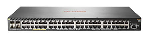 HP JL256A#ABB E Aruba 2930F 48G PoE+ 4SFP+ Switch, used for sale  Delivered anywhere in USA
